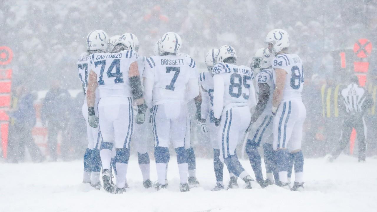 Uno sguardo al 2017: Indianapolis Colts