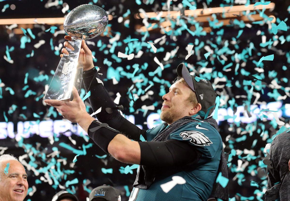 [NFL] Super Bowl LII: La prima volta (Philadelphia Eagles vs New England Patriots 41-33)