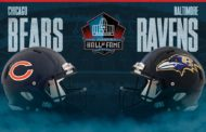 Hall of Fame Game: Baltimore Ravens e Chicago Bears inaugureranno la stagione