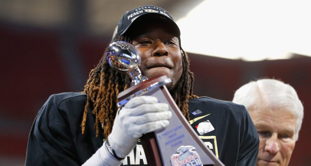 Shaquem Griffin Peach Bowl