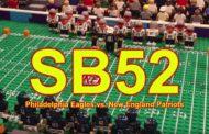 [NFL] Super Bowl LII: gli highlight con i Lego