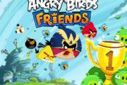 Angry Birds Friends e il football americano