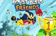 Angry Birds Friends e il football americano
