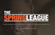 E' tornata la Spring Football League