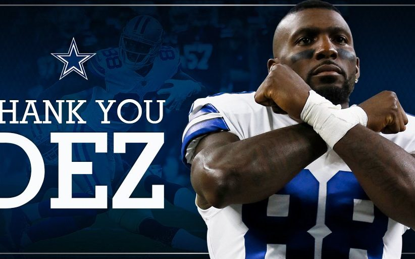 Dez Bryant non è più un giocatore dei Dallas Cowboys
