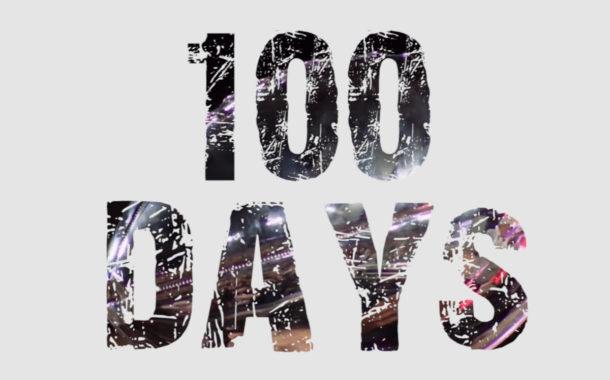 100 giorni all'inizio della regular season NFL