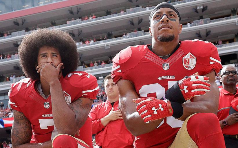 Trovato l'accordo tra la NFL, Colin Kaepernick e Eric Reid