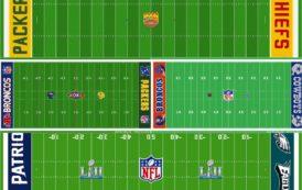 Tutti i campi dei 53 Super Bowl