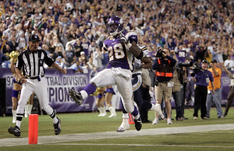 Adrian Peterson 2007
