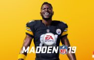 Antonio Brown sulla copertina di Madden 19