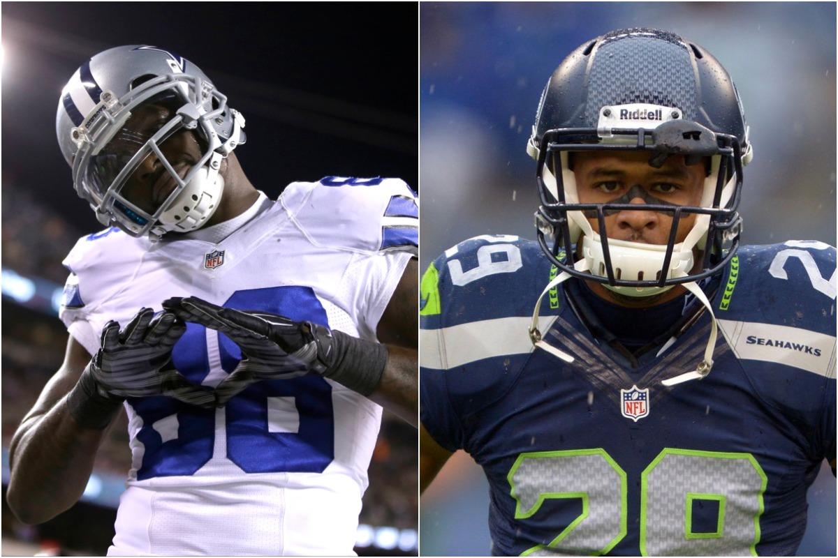 Seattle Seahawks: Dez Bryant e Earl Thomas?