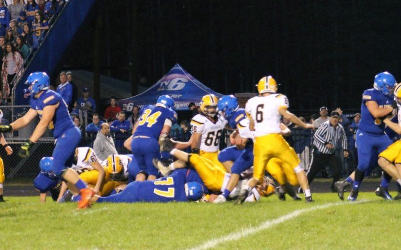 High School Football, le luci del venerdì sera - 4° parte