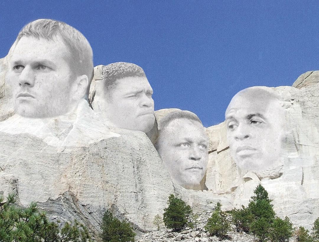 Il Monte Rushmore della NFL