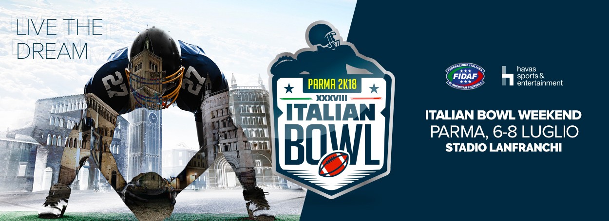 Nel weekend a Parma le finali del football italiano