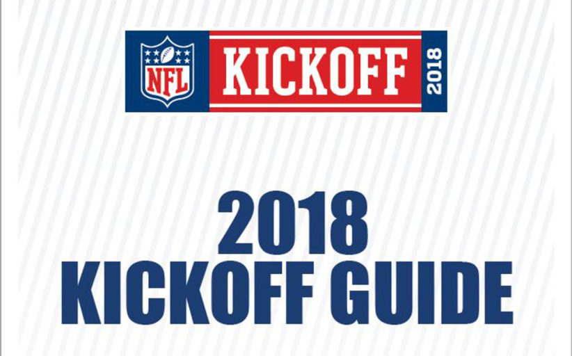 2018 NFL Kickoff Guide