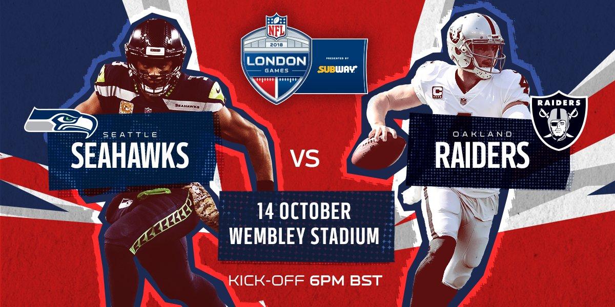 Tutto quello che c'è da sapere sulla prima partita NFL a Londra