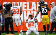 [NFL] Week 1: Una partita incredibile (Pittsburgh Steelers vs Cleveland Browns 21-21)