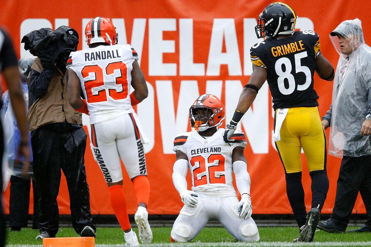 [NFL] Week 1: Una partita incredibile (Pittsburgh Steelers vs Cleveland Browns 21-21)