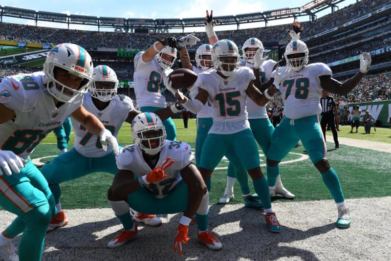 dolphins jets week 2