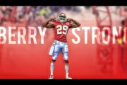 Eric Berry e la sua lotta contro il cancro
