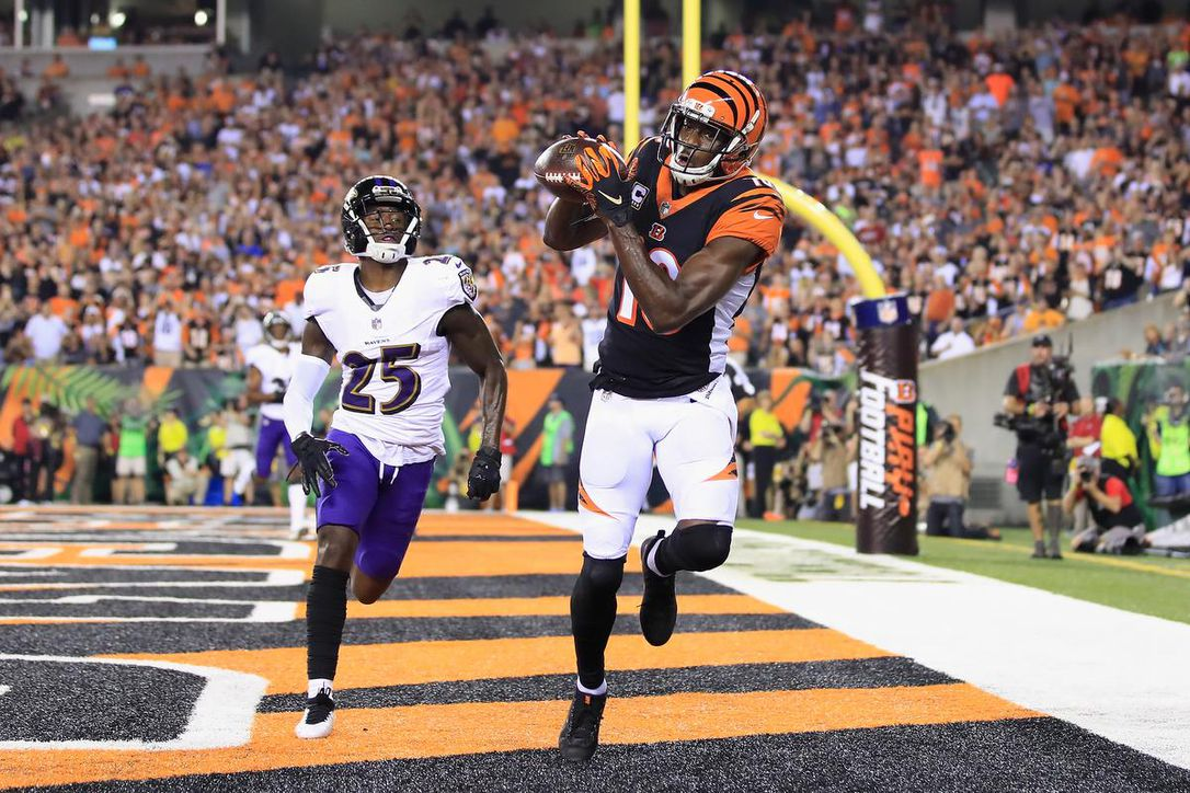 [NFL] Week 2: Ritorno alla realtà (Baltimore Ravens vs Cincinnati Bengals 23-34)