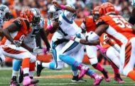 [NFL] Week 3: Newton&McCaffrey la coppia vincente (Cincinnati Bengals vs Carolina Panthers 21-31)