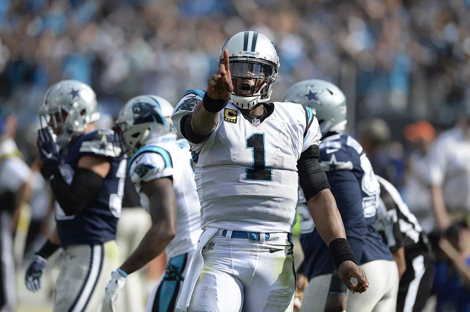 [NFL] Week 1: Panthers vecchio stile (Dallas Cowboys vs Carolina Panthers 16-8)