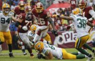 [NFL] Week 3: Quando Adrian Peterson vede giallo-verde (Green Bay Packers vs. Washington Redskins 17-31)