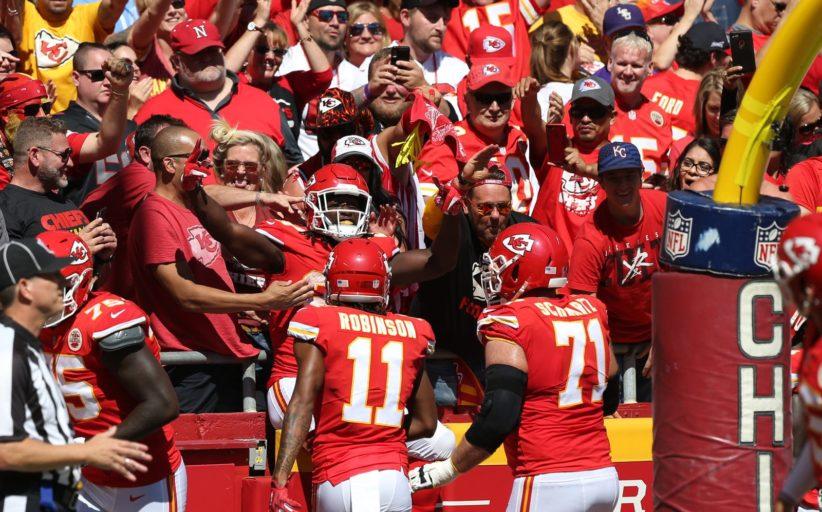 Uno sguardo al 2018: Kansas City Chiefs