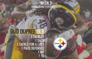 [NFL] Il meglio a livello statistico di week 3