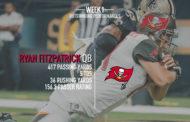 [NFL] Il meglio a livello statistico di week 1