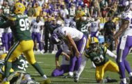 [NFL] Week 2: Folle notte a Green Bay (Minnesota Vikings vs Green Bay Packers 29-29)