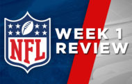 [NFL] Tutta week 1 in un solo articolo