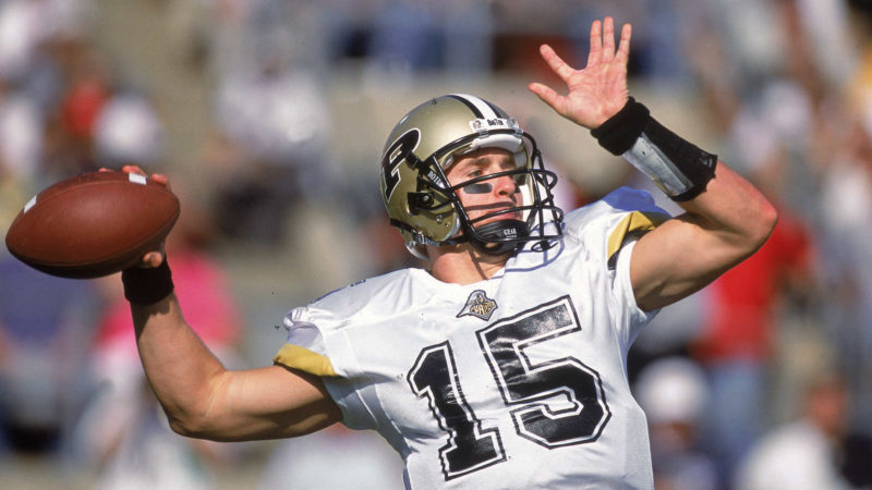 Brees Purdue