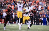 [NFL] Week 6: Vittoria allo scadere (Pittsburgh Steelers vs Cincinnati Bengals 28-21)