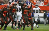 [NFL] Week 5: Vittoria domenicale (Baltimore Ravens vs Cleveland Browns 9-12)
