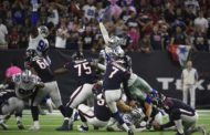 [NFL] Week 5: Battaglia tra texani (Dallas Cowboys vs Houston Texans 16-19)