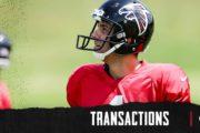 Giorgio Tavecchio firma con gli Atlanta Falcons