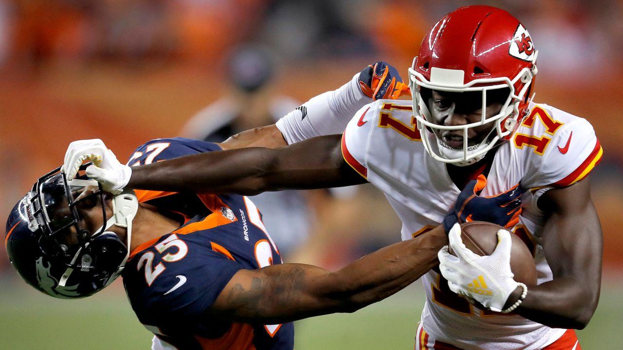 [NFL] Week 4: Ancora imbattuti (Kansas City Chiefs vs Denver Broncos 27-23)