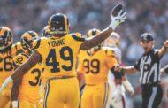 [NFL] Week 7: Striscia record (Los Angeles Rams vs San Francisco 49ers 39-10)