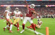 [NFL] Week 8: Vittoria all'ultimo secondo (San Francisco 49ers vs Arizona Cardinals 15-18 )