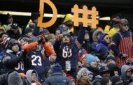 [NFL] Week 5: Weekend di riposo per i Chicago Bears