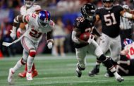[NFL] Week 7: Allarme rosso in casa Manning (New York Giants vs Atlanta Falcons 20-23)
