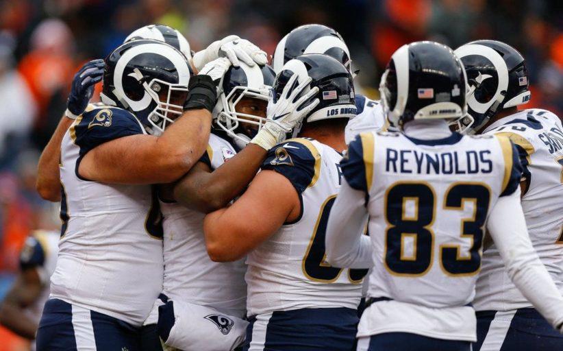 [NFL] Week 6: Gurley dice 200 (Los Angeles Rams vs Denver Broncos 23-20)