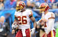 [NFL] Week 8: Adrian Peterson, uomo dei record (Washington Redskins vs New York Giants 20-13)