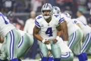 [NFL] Week 6: Bentornato Dak!! (Jacksonville Jaguars vs Dallas Cowboys 7-40)