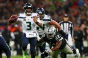 [NFL] Week 6: Dominio Seahawks nel cielo di Londra (Seattle Seahawks vs Oakland Raiders 27-3)
