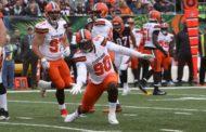 [NFL] Week 12: Derby in arancione (Cleveland Browns vs Cincinnati Bengals 35-20)