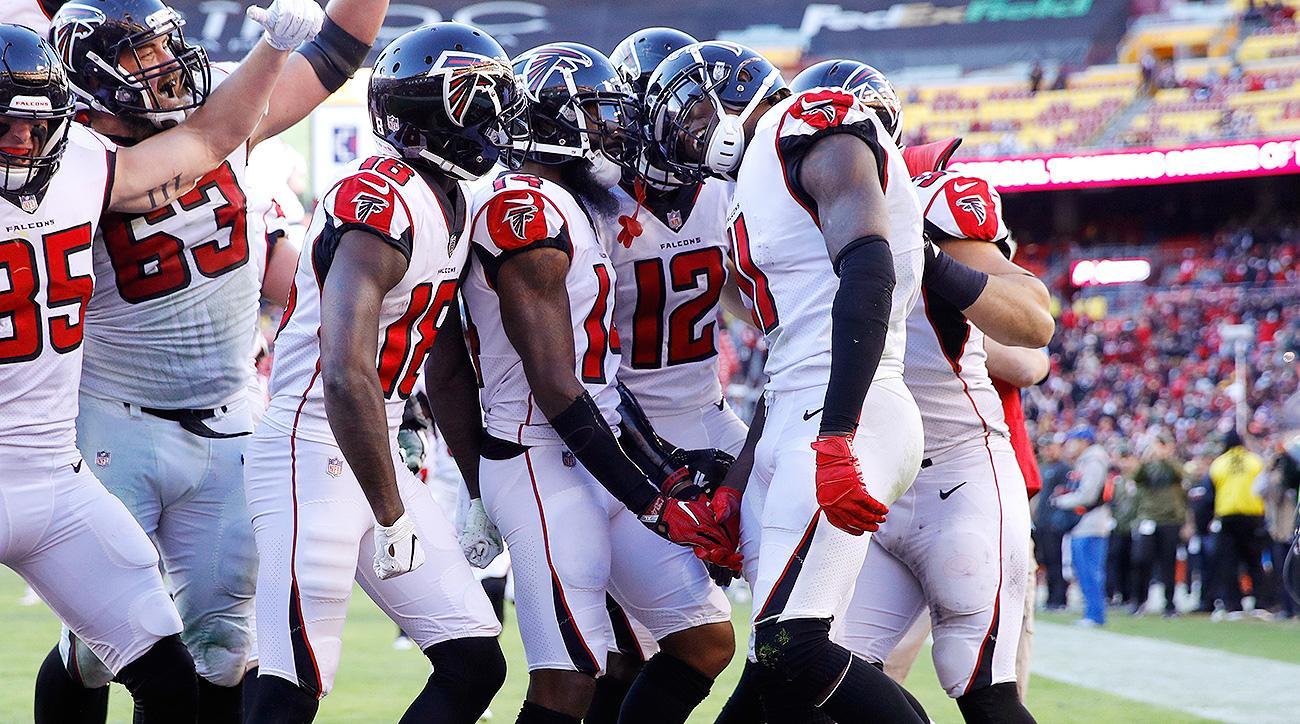 [NFL] Week 9: I falchi corrono sulla capitale (Atlanta Falcons vs Washington Redskins 38-14)