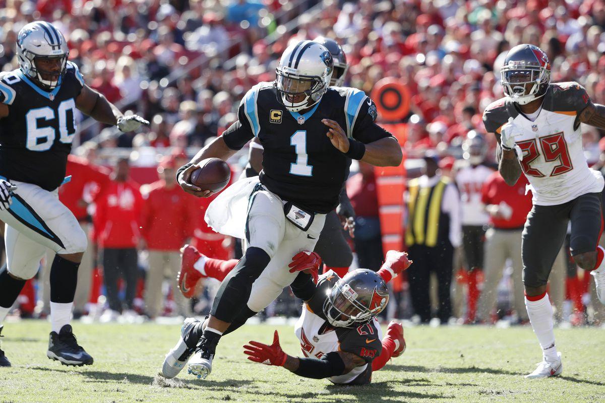 [NFL] Week 9: Il ritorno di SuperCam (Tampa Bay Buccaneers vs Carolina Panthers 28-42)
